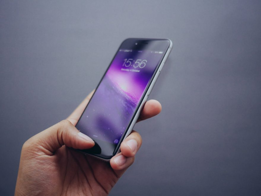 Ślepota smartfonowa